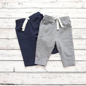 OSHKOSH Boys Sweat Pants Bundle Size 9M
